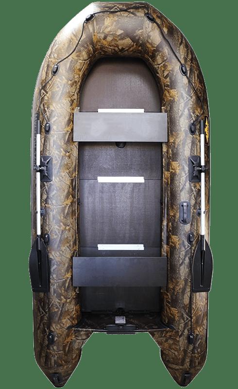 Камуфлированная-лодка-Муссон-320-СК