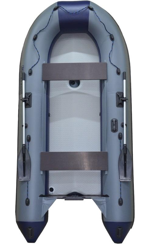 Лодка ПВХ Муссон 3400 Airdeck киль